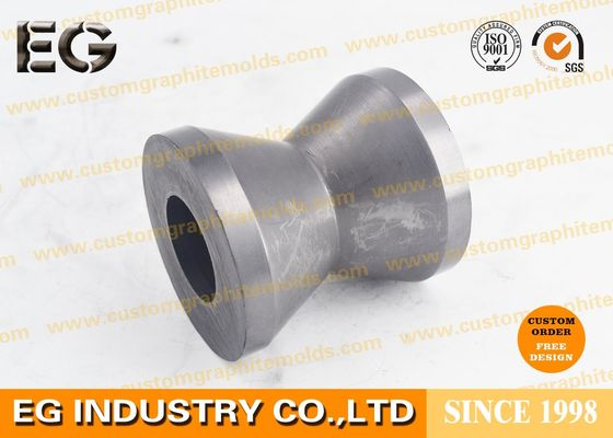 China Cylinder High Temperature Bearings , Lubricating Pumps Carbon Graphite Products supplier