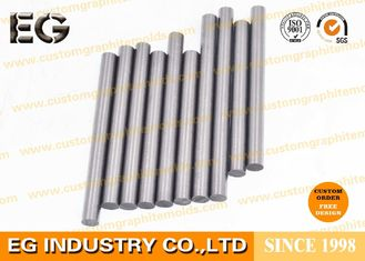 China Small Electrode Carbon Graphite Rods  Extrusion polishing With low ash supplier