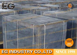 China Artificial Impregnated High Density Graphite Blocks , High Hardness Carbon Graphite Products supplier