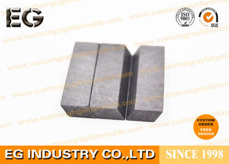 China Customized Graphite Bar Stock , Disk High Pressure Resistance High Density Graphite Blocks supplier