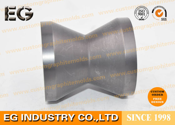 China Low Friction Self Lubricating Bearing , Lubrication Carbon Graphite Bushings supplier
