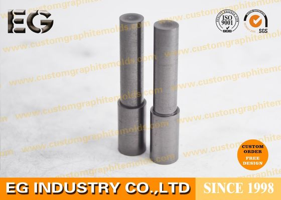 China 48 HSD Carbon Graphite Rods Stirring Electrode Fine Grain Extruded Cylinder supplier