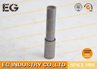China Small Graphite Rod Electrodes , High Temperature Resistance Graphite Cylinder supplier