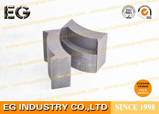 China Fine Grain Graphite Gauge Mold For Glass Drilling Tools High Pure ISO19000 Approved supplier