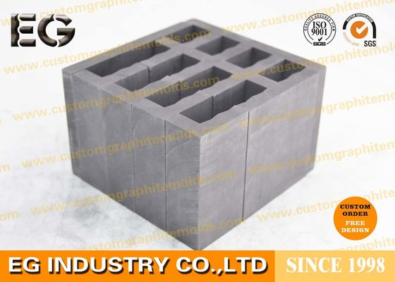 China High Strength Graphite Die Mold Carbon Machining With Customized Shape 48 HSD supplier