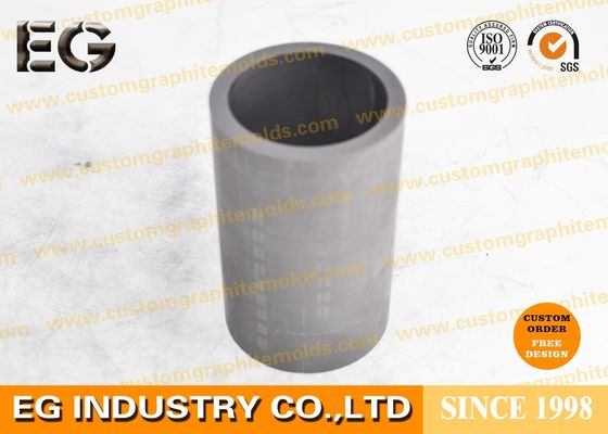 China 3 Segment Graphite Crucible Cup , Metal Melting Acid Resistance 2kg Graphite Crucible supplier