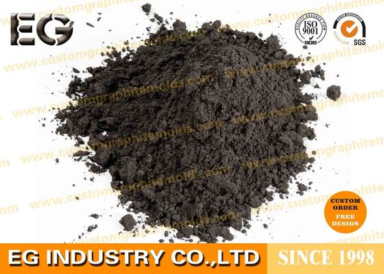 China Anti Welding Melting Pure Graphite Powder , Custom Bearing Fine Graphite Powder supplier