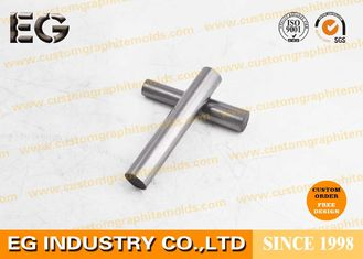 China Machined Carbon Graphite Rods Electrode Cylinder With Custom Size Casting Industry supplier