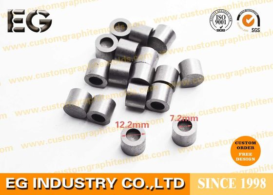 China 6.2mm / 7.2mm / 8.2mm Graphite Mould For Diamond Wire Saw Bead, High Density Fine Grain supplier