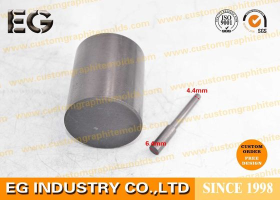 China High Strength Coating Graphite Molds Custom Low Ash Pressing Polishing supplier