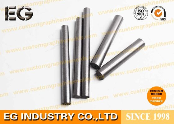"China Custom Made Fine Extruded Carbon Graphite Rods 7.4"" OD X 130"" L For Diamond Segments supplier"