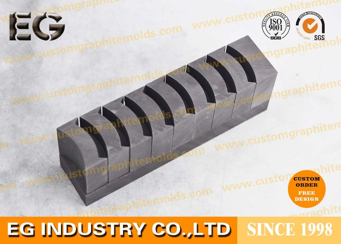 Cellular Custom Graphite Molds , Exothermic Welding