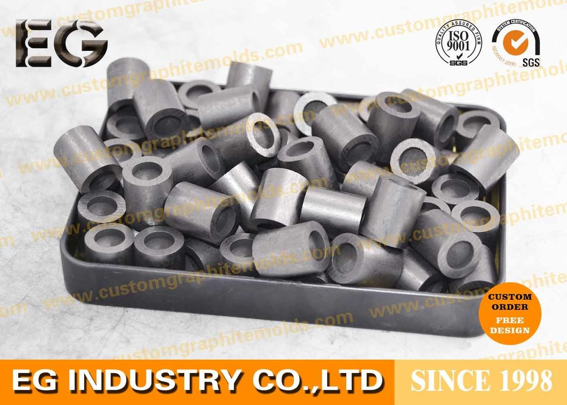 High Precision Custom Graphite Molds Durable High Density