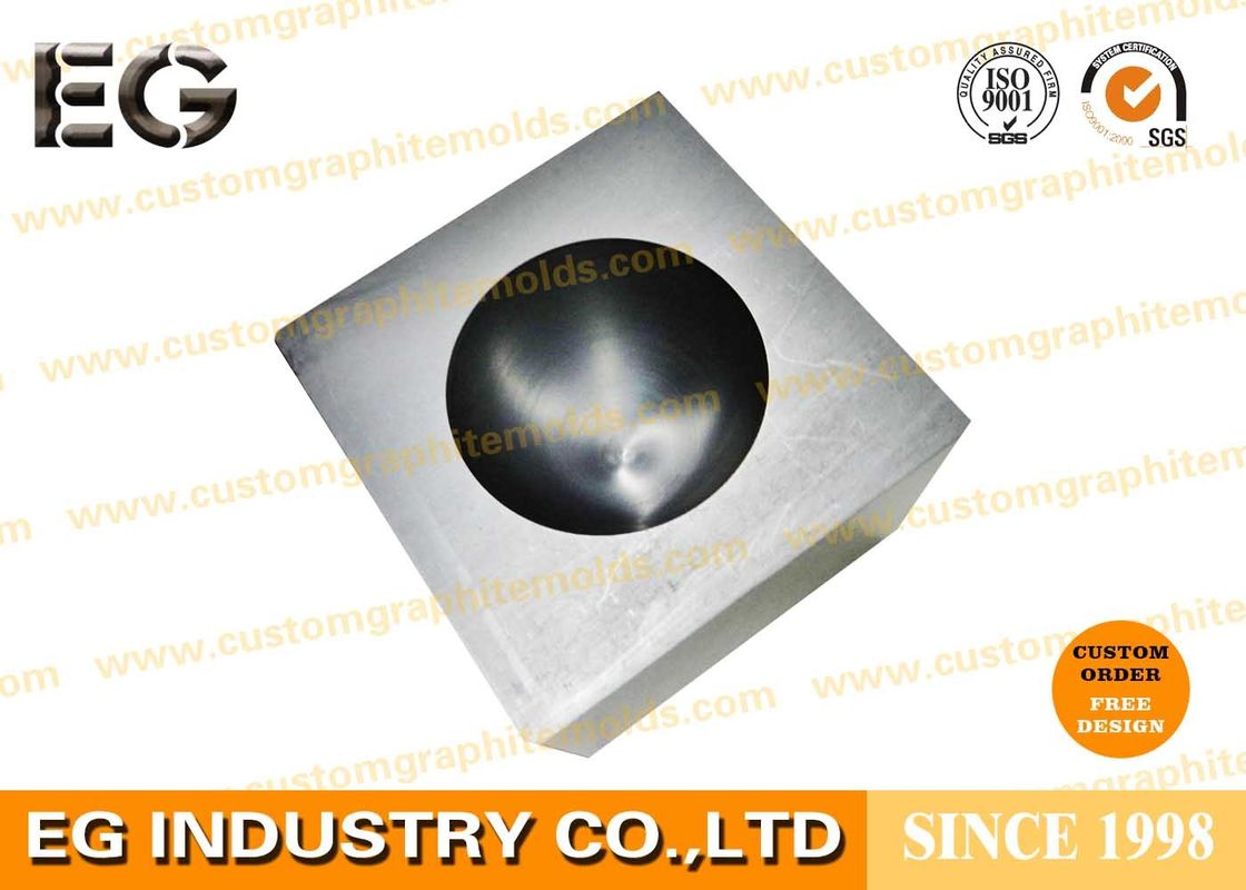 150*150 mm Custom Graphite Molds Combo For Brass Rod Casting