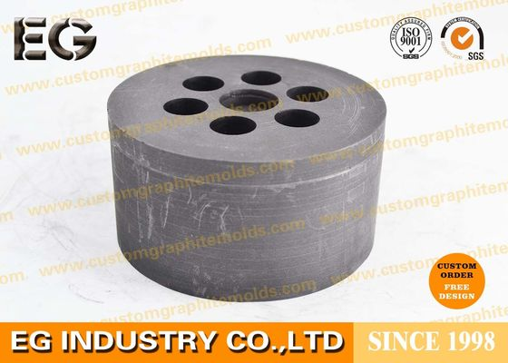 Extruded Press 65 Mpa Graphite Die Mold Compressive Strength Sintered Car Wheel Hub