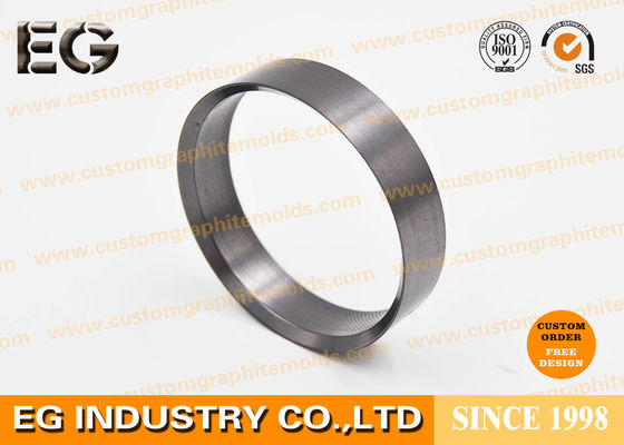 Bulk Density Carbon Graphite Rings Customized Chemical Fiber Flexible With Drawings