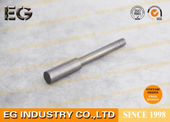 "China Fine Grain Graphite Round Bar Excellent Lubricant High Purity 0.25"" OD x 12"" L Size factory"