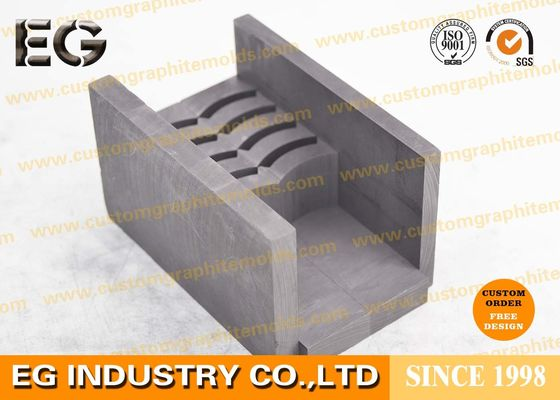 Extrusion Polishing Graphite Gauge Mold For Customized Brass Bar Tube Casting