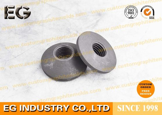 High Thermal Conductivity Carbon Graphite Rings Mechanical Sealing For Aluminum Die Casting