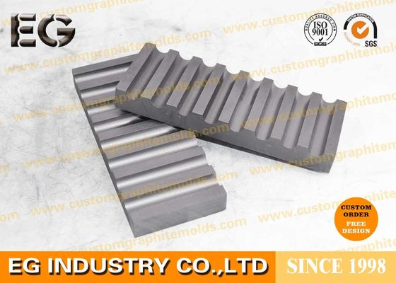 High Pressure Resistance Graphite Mold Casting For Diamond Wire Saw 6.49mm