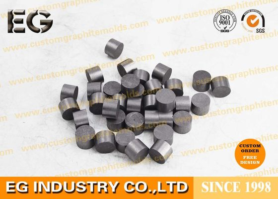 Casting Gold Silver Carbon Graphite Rods , High Purity Graphite Casting Rods