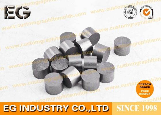 Continuous Jewelry Casting Graphite Granules Small Block Rods With High Purity