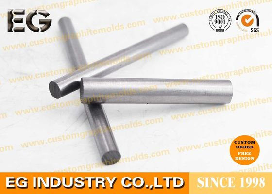 China Custom Shape Graphite Round Bar High Purity For Casting Industry Polished Mirror Surface factory
