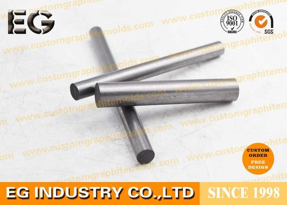 High Density Solid Graphite Rod Crucible Stirring For Electrical Silver Copper Metal Welding